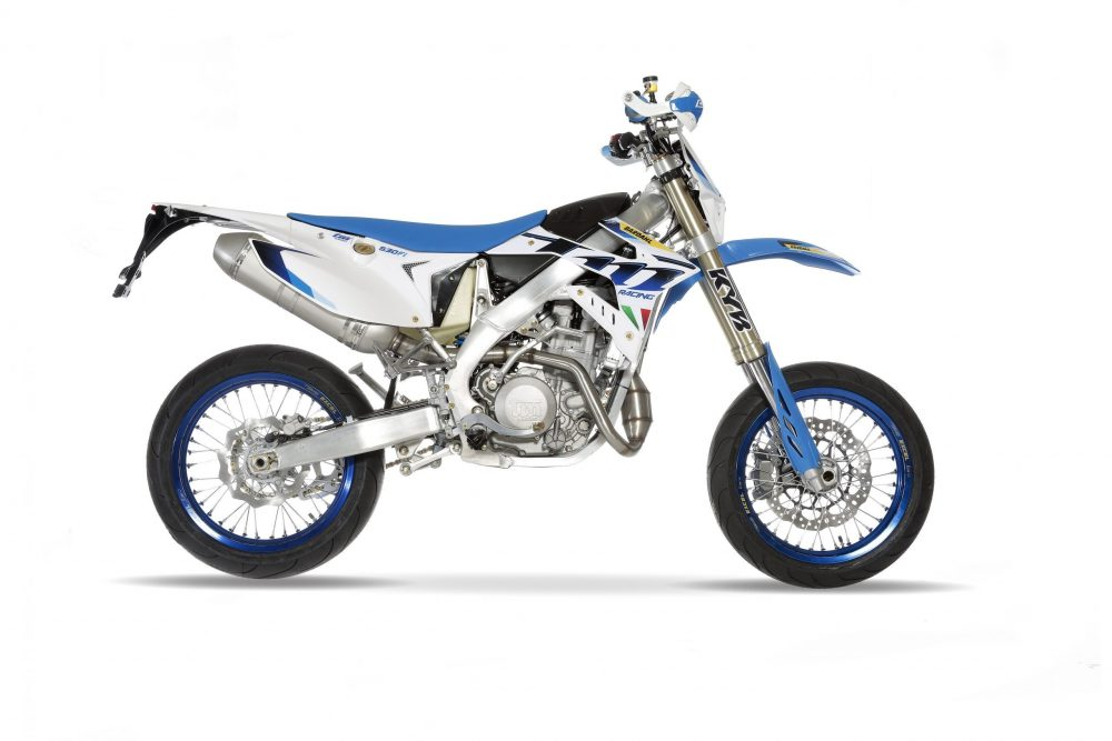 Supermoto 530 4-Stroke Fuel Injected